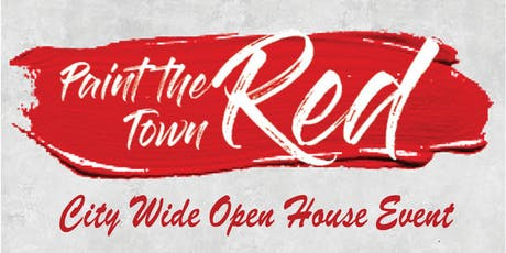 KWP Paint the Town Red  tickets