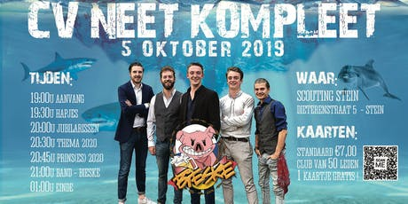 CV Neet Kompleet - Around the World Party billets