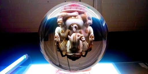 Sculpture Around You: Creating Digital Artworks