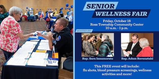 Rep. Sara Innamorto & Rep. Adam Ravenstahl's Senior Wellness Fair