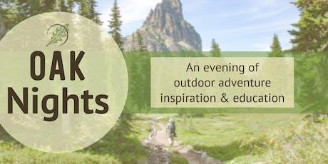 OAK Nights - September Event tickets