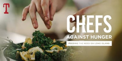 Chefs Against Hunger Guest Chef Series With Brian Wilson & Claudia Fleming