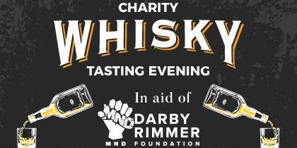 Whisky Tasting Evening raising funds for the Darby