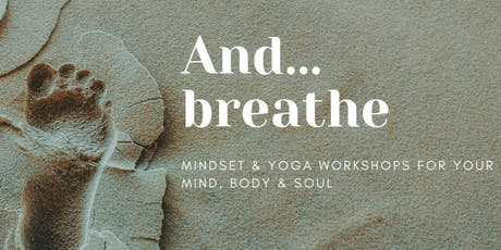 And.Breathe Wellbeing Workshop  tickets