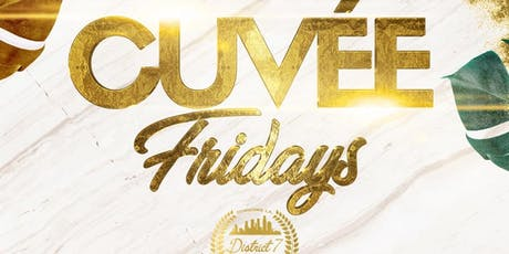 Cuvée Friday's tickets
