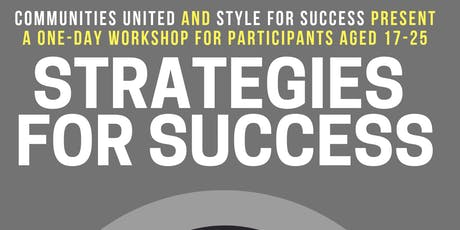 Strategies for Success tickets