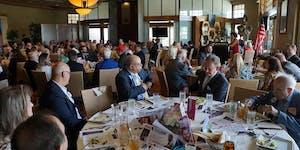 September 3rd, 2019 Nevada Republican Club Luncheon...