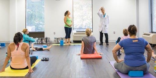 Yogapuncture at Virginia University of Integrative Medicine