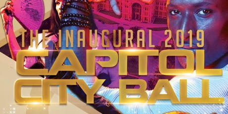 The Capitol City Ball tickets