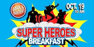 Super Heroes Breakfast