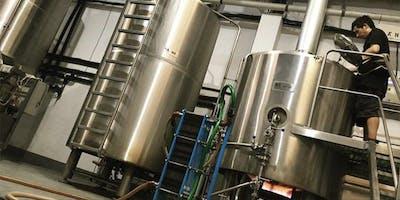"""Visita a la fabrica de cerveza artesanal """"ANFORA"""""""