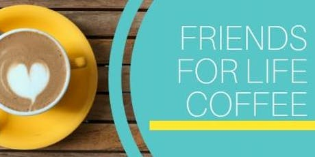Friends for Life Coffee tickets