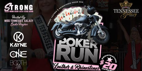 Miss Tennessee Galaxy Poker Run #Strong tickets