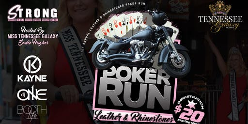 Miss Tennessee Galaxy Poker Run #Strong