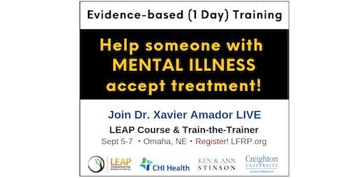 "MENTAL ILLNESS Training  ——  ""I AM NOT SICK, I Don't Need Help!"""