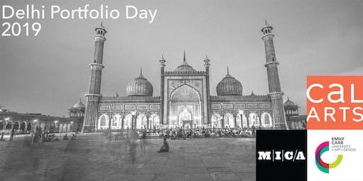 Delhi Portfolio Day