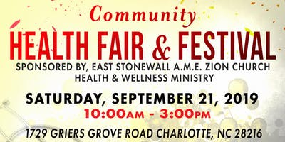 Community Health Fair & Festival
