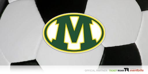 Medina vs Hoover JV/Varsity Soccer (Boys)