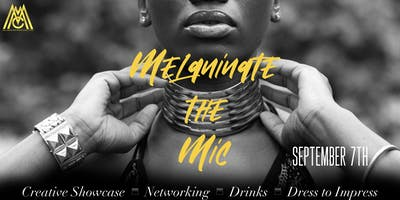 Melaninate The Mic