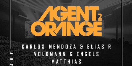 BLACKOUT Feat. AGENT ORANGE DJ tickets