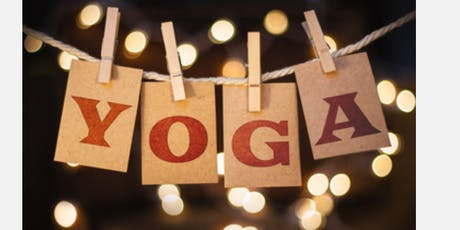 Energizing Vinyasa Flow - Donation Class tickets