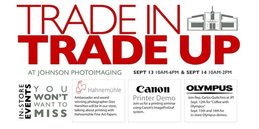 JPI's Fall Trade-In Trade-Up Event