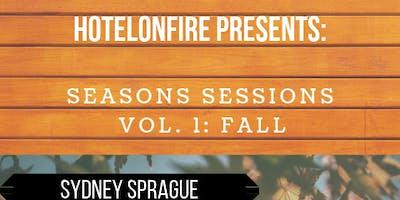 SEASONS SESSIONS VOL 1: FALL
