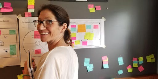 Business Model Canvas for Startups (Penticton, BC)