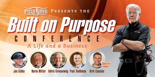 Built On Purpose Conference