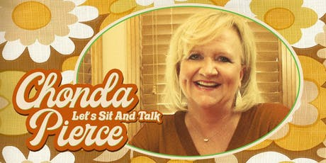 Chonda Pierce: Let's Sit And Talk Tour tickets