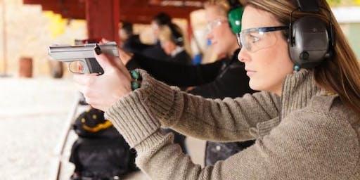 Beginner Pistol Class, Oct. 20