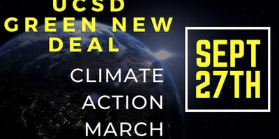 UCSD Climate Action March