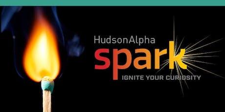 HudsonAlpha Spark: Weekend Wonders tickets