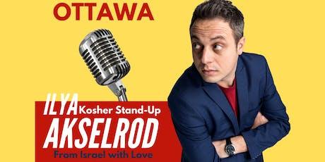 Ilya Akselrod  StandUp in Ottawa 1 October tickets