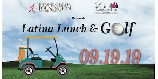 Latina Lunch & Golf