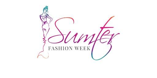 "Sumter Fashion Week 2019 ""Vendor Table"""