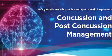 Concussion and Post Concussion Management