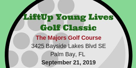 LiftUp Young Lives Golf Tournament tickets