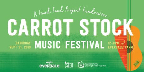 Carrot Stock Music Festival tickets