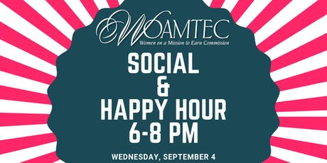 WOAMTEC Multi-Chapter Social & Happy Hour tickets