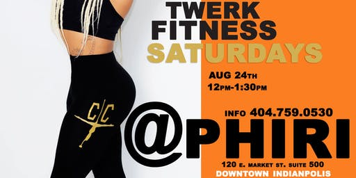 TWERK Fitness: Dance Workshop @phiri / AUGUST 24th