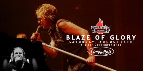 Blaze of Glory with Flannelbox tickets