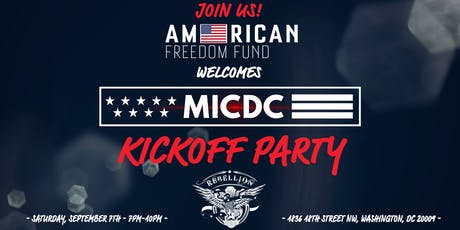MIC DC Kickoff Party tickets