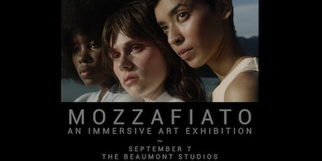MOZZAFIATO - An Immersive Art Exhibition tickets