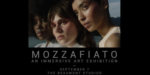 MOZZAFIATO - An Immersive Art Exhibition