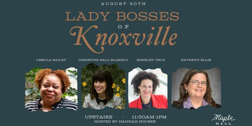 Lady Bosses of Knoxville: Attorneys