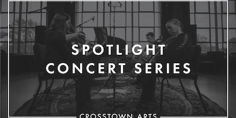 Spotlight Concert Series: Lenore McIntyre, Shelly Sublet, and Tingting Yao tickets