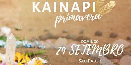 """KAINAPI DE PRIMAVERA """"SÃO PAULO"""""""