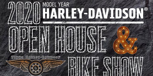 2020 Open House and Bike Show