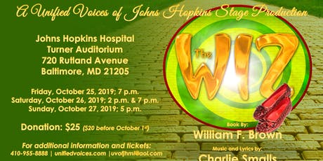 """The WIZ"" tickets"